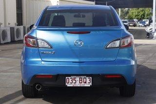 2010 Mazda 3 BL10F1 Maxx Activematic Sport Celestial Blue 5 Speed Sports Automatic Sedan