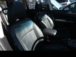 2012 Subaru Forester MY12 XS Premium Silver 4 Speed Auto Elec Sportshift Wagon