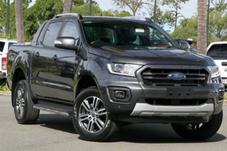 2020 Ford Ranger PX MkIII 2020.25MY Wildtrak Grey 10 Speed Sports Automatic Double Cab Pick Up.