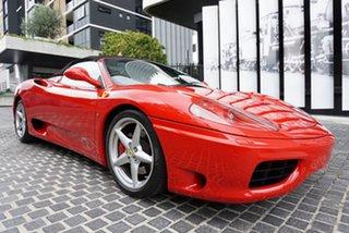 2004 Ferrari 360 No Series Spider F1 Rosso Corsa 6 Speed Seq Manual Auto-Clutch Convertible.