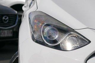 2013 Hyundai i30 GD Active White 6 Speed Sports Automatic Hatchback.