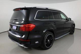 2015 Mercedes-Benz GL500 X166 MY14 Black 7 Speed Automatic Wagon