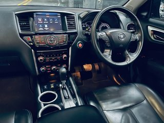 2018 Nissan Pathfinder R52 Series II MY17 ST-L X-tronic 2WD N-SPORT Black 1 Speed Constant Variable.