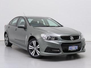 2014 Holden Commodore VF SV6 Grey 6 Speed Automatic Sedan.