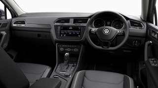 2021 Volkswagen Tiguan 5N MY21 162TSI Highline DSG 4MOTION Allspace Platinum Grey 7 Speed