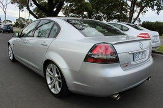 2008 Holden Calais VE MY08.5 V 60th Anniversary Silver 5 Speed Sports Automatic Sedan