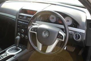 2009 Holden Commodore VE MY10 SV6 Blue 6 Speed Sports Automatic Sedan