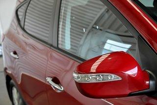 2012 Hyundai ix35 LM MY12 Highlander AWD Red 6 Speed Sports Automatic Wagon.