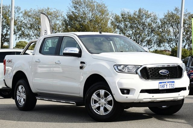 Used Ford Ranger PX MkII XLT Double Cab Clarkson, 2016 Ford Ranger PX MkII XLT Double Cab White 6 Speed Sports Automatic Utility
