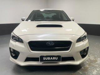2016 Subaru WRX V1 MY16 Premium Lineartronic AWD White 8 Speed Constant Variable Sedan.