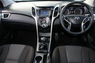2014 Hyundai i30 GD MY14 Elite Silver 6 Speed Manual Hatchback