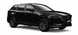 2021 Mazda CX-9 TC Sport SKYACTIV-Drive Jet Black 6 Speed Sports Automatic Wagon.