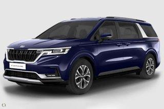 2021 Kia Carnival KA4 MY21 SLi Blue 8 Speed Sports Automatic Wagon