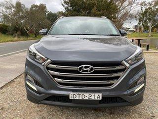 2017 Hyundai Tucson TL2 MY18 Elite AWD Grey 6 Speed Sports Automatic Wagon.