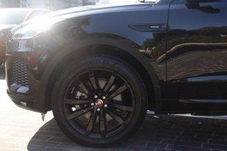 2020 Jaguar E-PACE X540 20MY Standard R-Dynamic HSE Black 9 Speed Sports Automatic Wagon