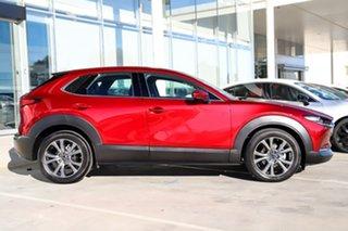 2020 Mazda CX-30 DM2W7A G20 SKYACTIV-Drive Astina Red 6 Speed Sports Automatic Wagon.