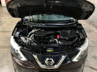 2015 Nissan Qashqai J11 TI Purple 1 Speed Constant Variable Wagon