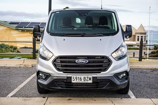 2018 Ford Transit Custom VN 2018.75MY 300S (Low Roof) Silver 6 Speed Automatic Van