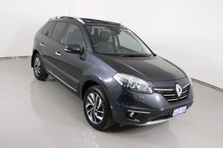 2013 Renault Koleos H45 Phase II Privilege (4x4) Grey Continuous Variable Wagon