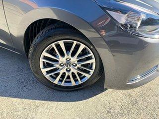2021 Mazda 2 DJ2HAA G15 SKYACTIV-Drive Evolve Machine Grey 6 Speed Sports Automatic Hatchback.