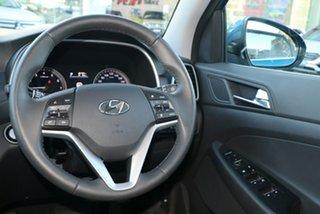 2020 Hyundai Tucson TL3 MY21 Highlander (AWD) Aqua Blue 7 Speed Auto Dual Clutch Wagon