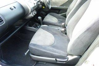 2006 Honda Jazz GD MY06 VTi-S Silver 7 Speed Constant Variable Hatchback