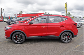 2021 MG ZST MY21 Essence Red 6 Speed Automatic Wagon
