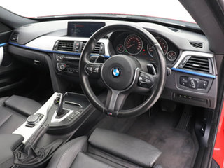 2016 BMW 328i F34 MY15 Upgrade Gran Turismo (Sport) Red 8 Speed Automatic Hatchback