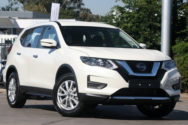 New Nissan X-Trail T32 MY21 ST 2WD Newstead, 2021 Nissan X-Trail T32 MY21 ST 2WD Ivory Pearl 6 Speed Manual Wagon