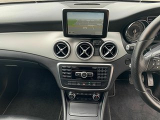 2014 Mercedes-Benz CLA-Class C117 CLA200 DCT Silver 7 Speed Sports Automatic Dual Clutch Coupe