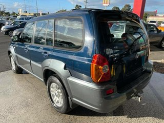 2003 Hyundai Terracan Blue 4 Speed Automatic Wagon