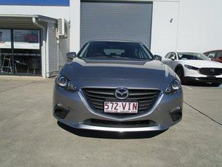2014 Mazda 3 BM5478 Touring SKYACTIV-Drive Silver 6 Speed Sports Automatic Hatchback.