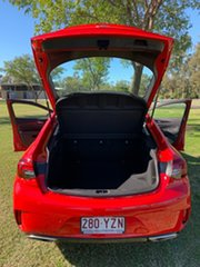 2017 Holden Commodore ZB MY18 RS-V Liftback AWD Absolute Red 9 Speed Sports Automatic Liftback