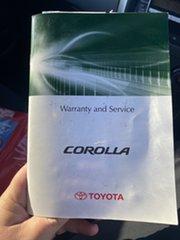 2010 Toyota Corolla ZRE152R MY10 Ascent Grey 6 Speed Manual Sedan