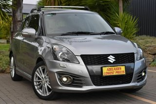 2016 Suzuki Swift FZ MY15 Sport Grey 7 Speed Constant Variable Hatchback.