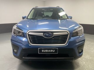 2020 Subaru Forester S5 MY20 2.5i CVT AWD Blue 7 Speed Constant Variable Wagon.