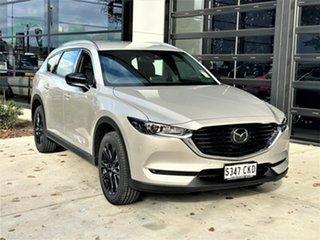2021 Mazda CX-8 Touring SKYACTIV-Drive FWD SP Wagon.