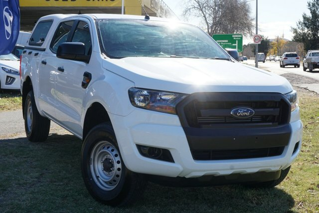 Used Ford Ranger PX MkII XL Hi-Rider Phillip, 2017 Ford Ranger PX MkII XL Hi-Rider White 6 Speed Sports Automatic Utility
