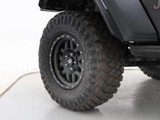 2019 Jeep Wrangler Unlimited JL MY19 Rubicon (4x4) Black 8 Speed Automatic Hardtop