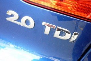 2009 Volkswagen Tiguan 5N MY10 103TDI 4MOTION Blue 6 Speed Sports Automatic Wagon