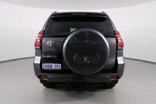 2018 Toyota Landcruiser Prado GDJ150R MY18 GXL (4x4) Grey 6 Speed Automatic Wagon