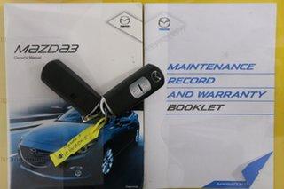 2015 Mazda 3 BM MY15 SP25 GT Red 6 Speed Manual Hatchback