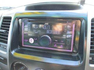 2003 Toyota Landcruiser Prado KZJ120R GXL Silver 5 Speed Manual Wagon