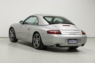 1998 Porsche 911 Carrera Silver 5 Speed Tiptronic Cabriolet