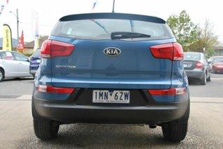 2014 Kia Sportage SL Series 2 SLi(AWD) Blue 6 Speed Automatic Wagon
