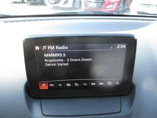 2021 Mazda 2 DJ2HAA G15 SKYACTIV-Drive Pure White 6 Speed Sports Automatic Hatchback