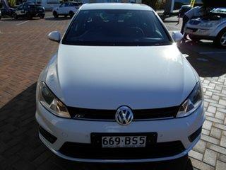 2015 Volkswagen Golf VII MY15 103TSI DSG Highline White 7 Speed Sports Automatic Dual Clutch