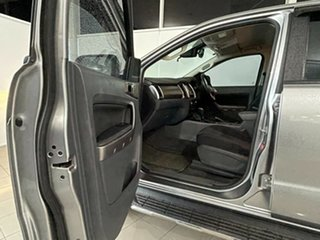 2016 Ford Ranger PX MkII XLT Double Cab Silver, Chrome 6 Speed Sports Automatic Utility