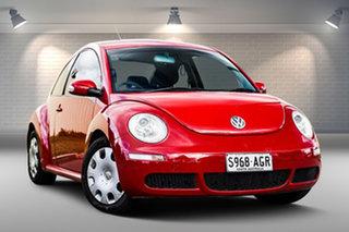 2005 Volkswagen Beetle 9C MY2006 TDI Coupe Red 5 Speed Manual Liftback.