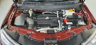 2012 Holden Captiva CG Series II 7 AWD LX Burgundy 6 Speed Sports Automatic Wagon